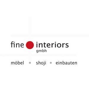 Fine interiors Möbel Logo