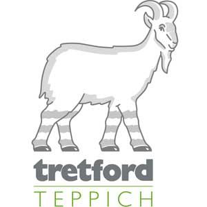 Tretford Teppich Logo